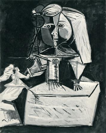 after Diego Velazquez's Las Meninas