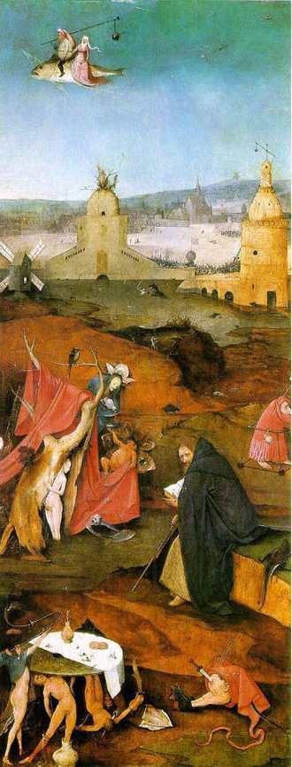 photo of page 81 of the book the Essential Hieronymous Bosch