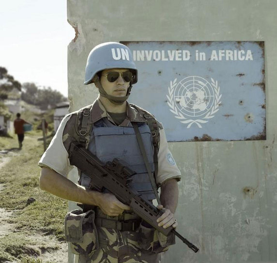 The United Nations UNinvolved In Africa