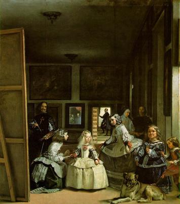 Diego Velazquez's Las Meninas